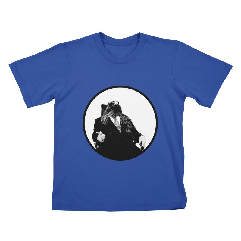 Don Crow Kids T-shirt by Adrian Geary's Artist Shop