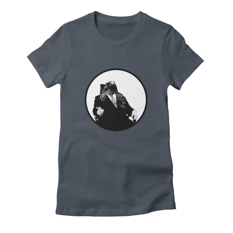 Don Crow Women's T-Shirt by Adrian Geary's Artist Shop