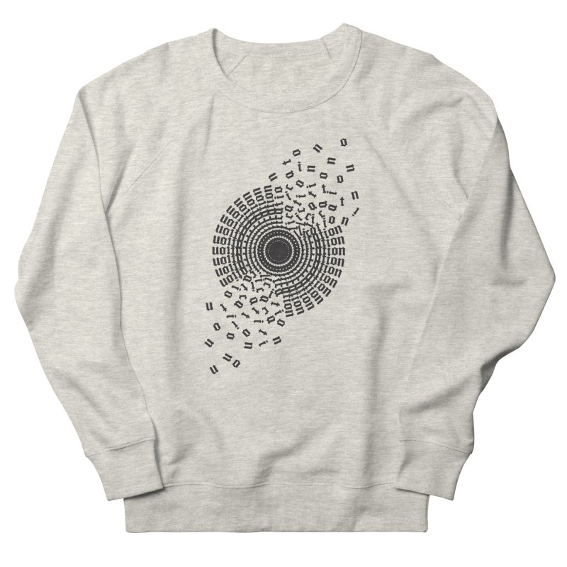 Duplication...ation...ation Men's Sweatshirt by Adrian Geary's Artist Shop