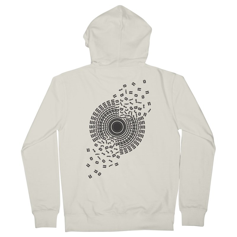 Duplication...ation...ation Women's Zip-Up Hoody by Adrian Geary's Artist Shop