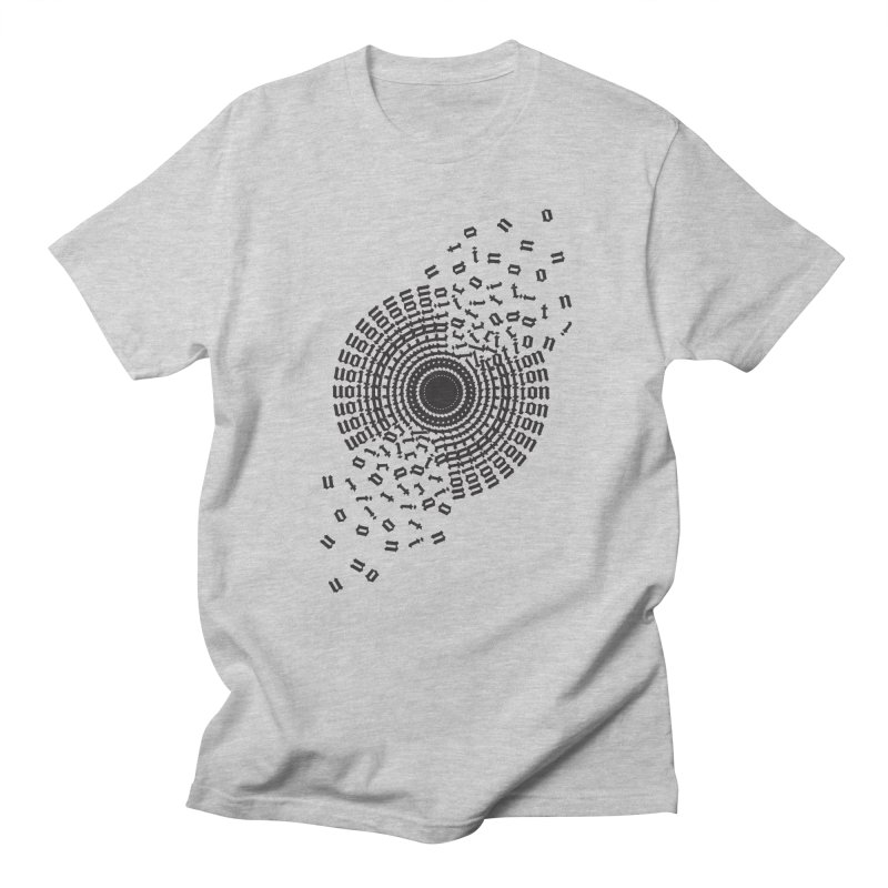 Duplication...ation...ation Men's T-Shirt by Adrian Geary's Artist Shop