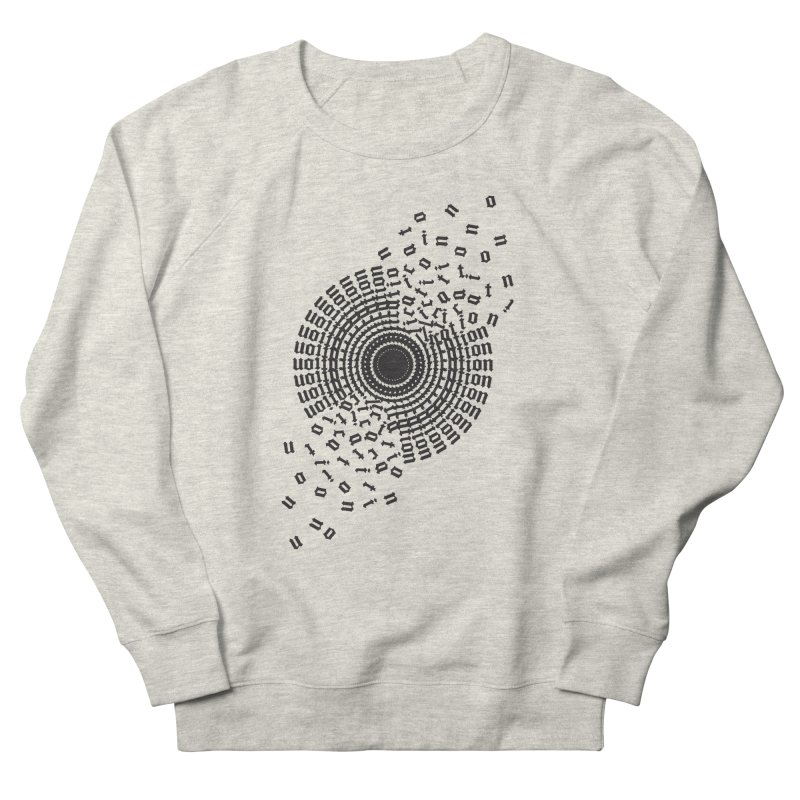 Duplication...ation...ation Women's Sweatshirt by Adrian Geary's Artist Shop
