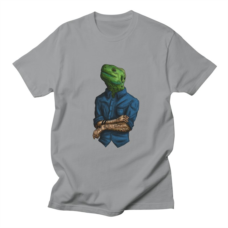 Inked scales Men's T-Shirt by adrianinked's Artist Shop