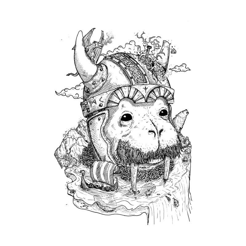 Walrus Saga None  by adrianinked's Artist Shop