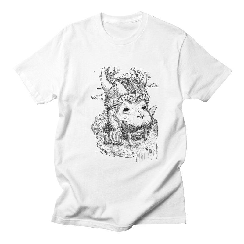Walrus Saga   by adrianinked's Artist Shop