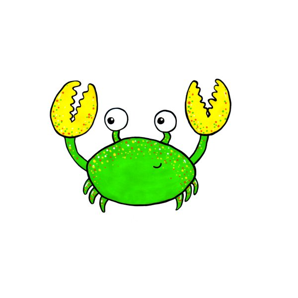 image for Granddad's Fish Tank - Crab Called Chuckles
