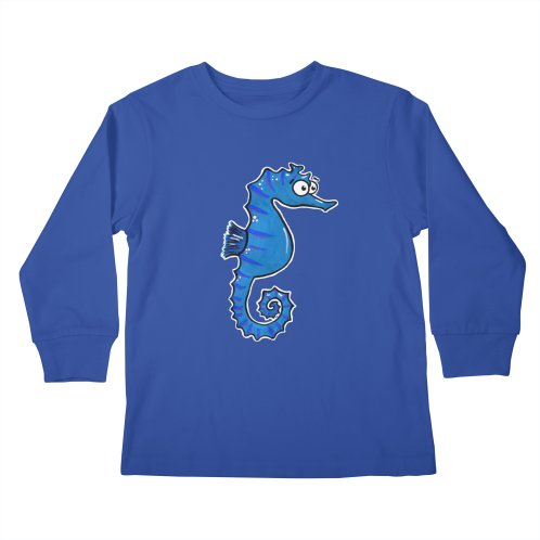image for Granddad's Fish Tank - Seymour The Seahorse