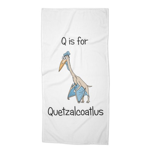 image for S is for Science - Quetzalcoatlus