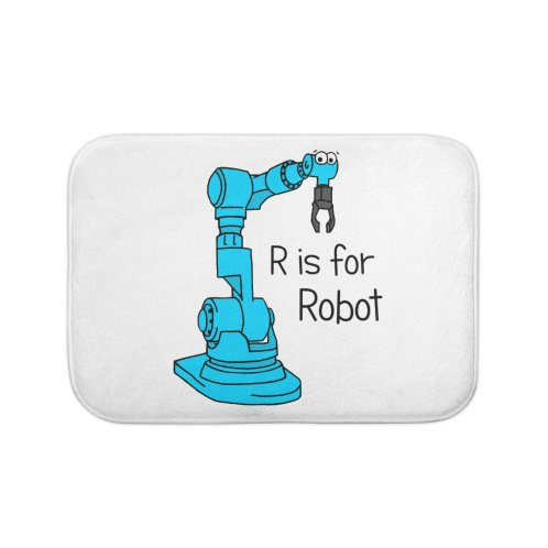image for R is for Robot