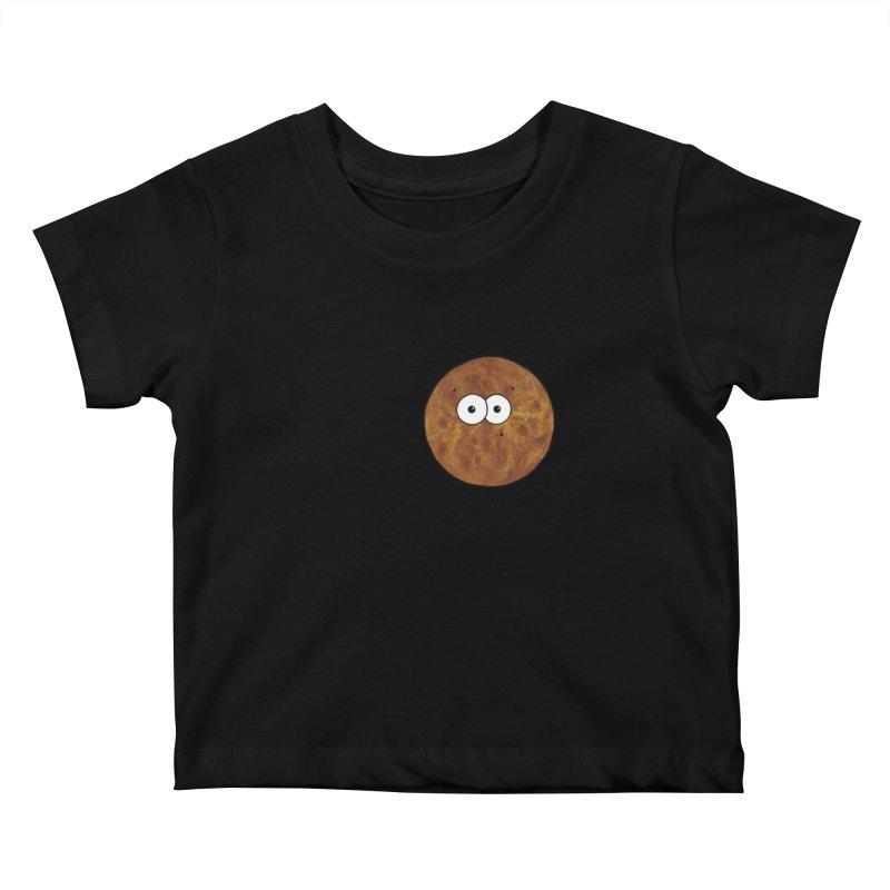 I Heart Venus Kids Baby T-Shirt by Adrienne Body