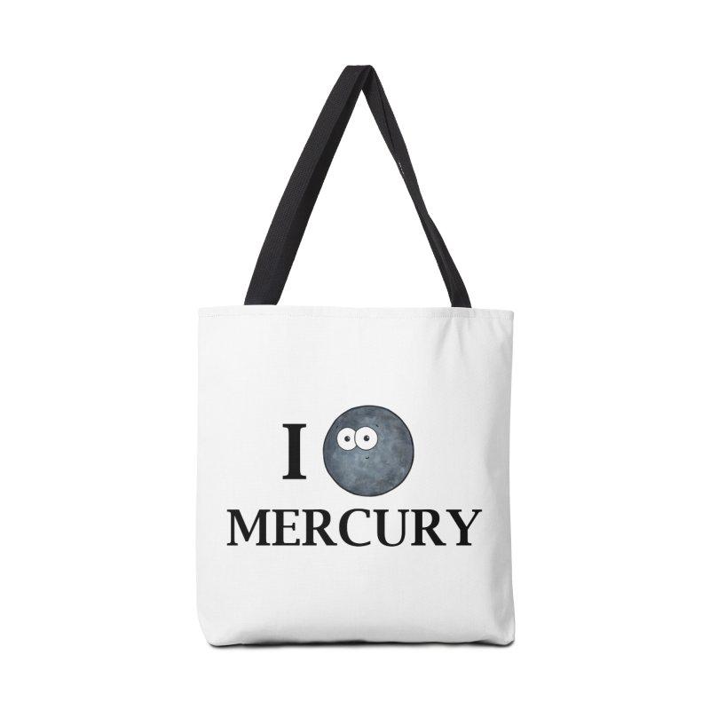 I Heart Mercury Accessories Tote Bag Bag by Adrienne Body