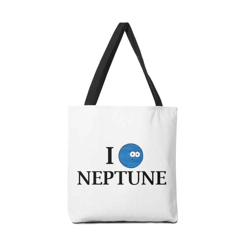 I Heart Neptune Accessories Tote Bag Bag by Adrienne Body
