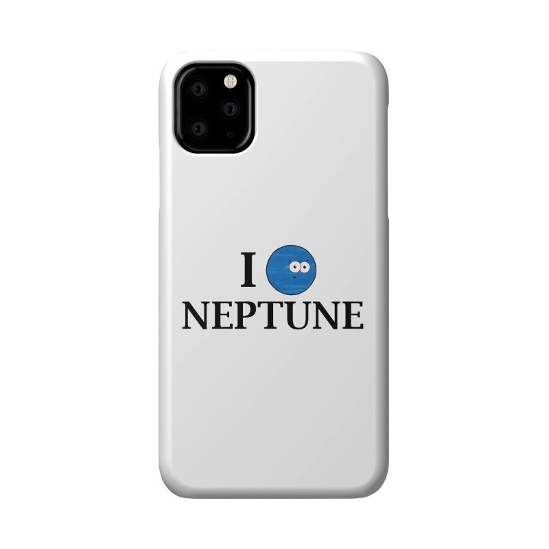 I Heart Neptune Accessories Phone Case by Adrienne Body