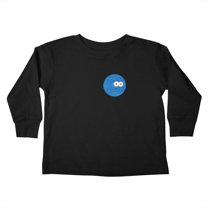 I Heart Neptune Kids Toddler Longsleeve T-Shirt by Adrienne Body