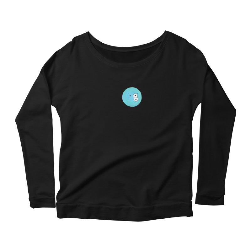 I Heart Uranus Women's Scoop Neck Longsleeve T-Shirt by Adrienne Body