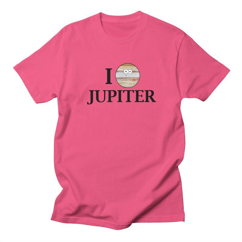 I Heart Jupiter Women's Regular Unisex T-Shirt by Adrienne Body