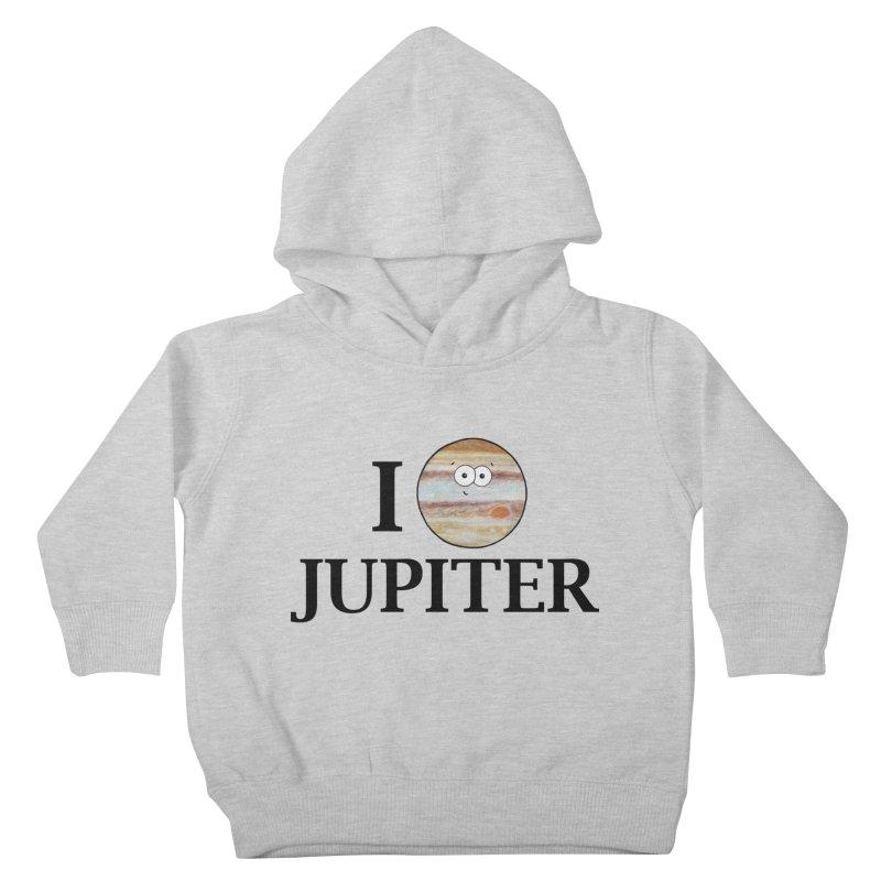 I Heart Jupiter Kids Toddler Pullover Hoody by Adrienne Body