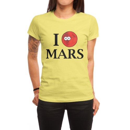 image for I Heart Mars