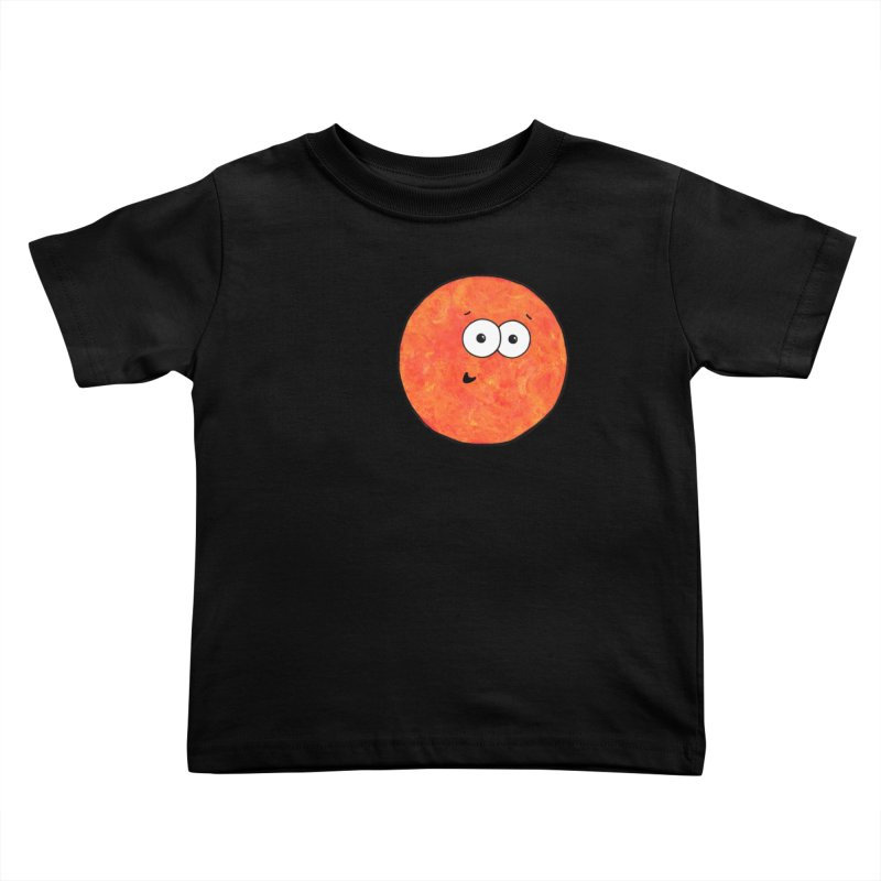 I Heart The Sun Kids Toddler T-Shirt by Adrienne Body