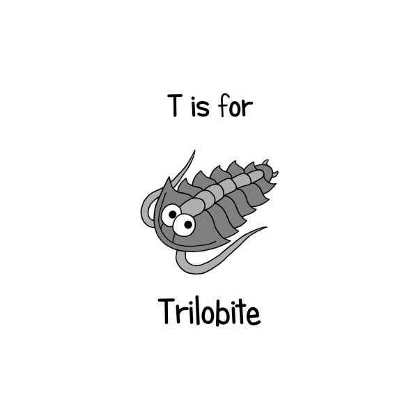 image for S is for Science - Trilobite