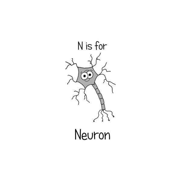 image for S is for Science - Neuron