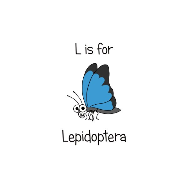image for S is for Science - Lepidoptera