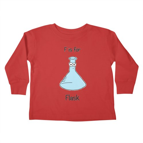 image for S is for Science - Flask
