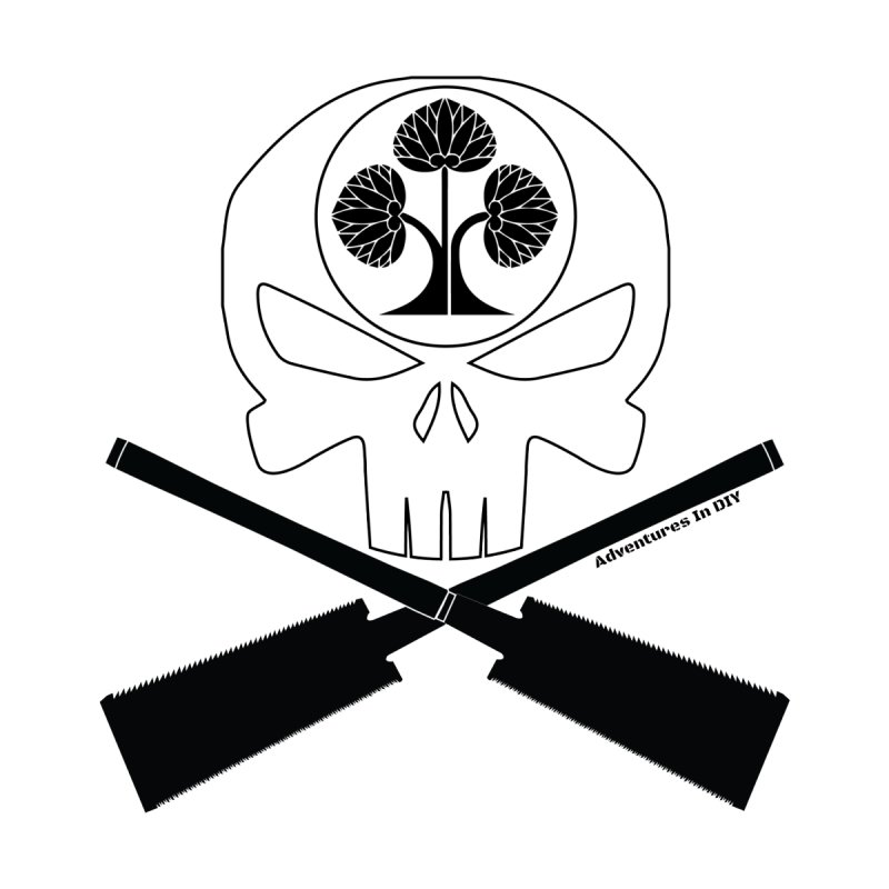 Skull and Ryoba Crossbones by Adventures In DIY-Stuff 4 Craftspeople