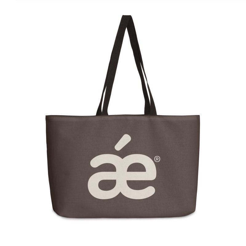 æ woody brown Accessories Weekender Bag Bag by æ___bags™