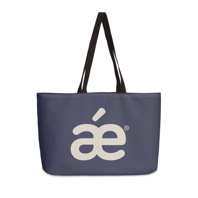 æ  abnute Accessories Weekender Bag Bag by æ___bags™