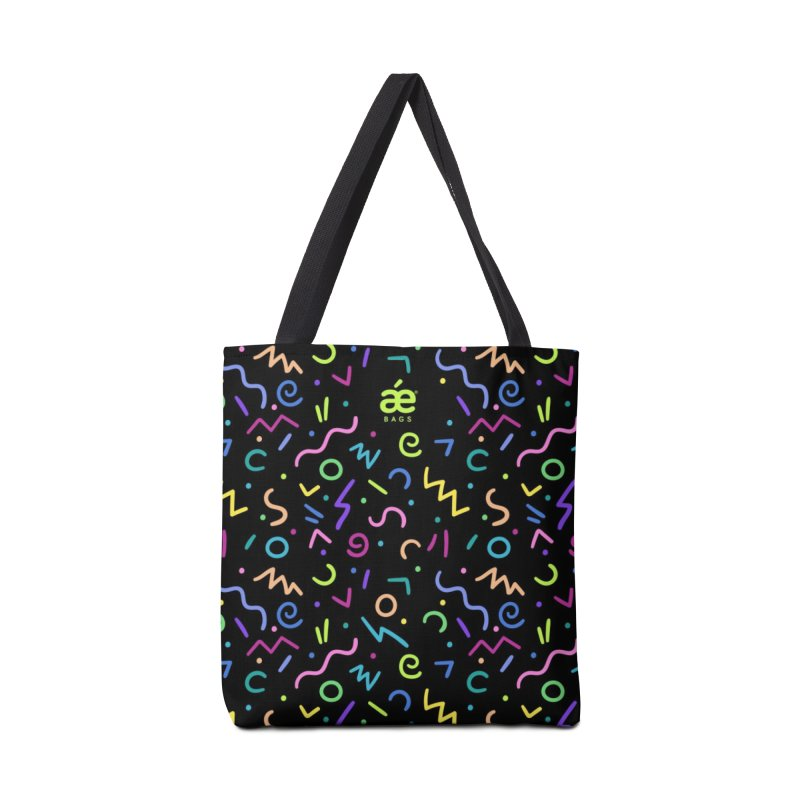 Memphis in Tote Bag by æ___bags™