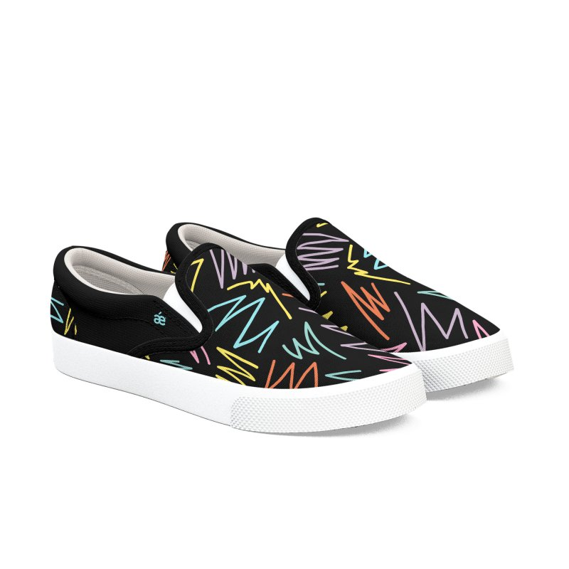 ZigZag Women's Slip-On Shoes by æ___bags™