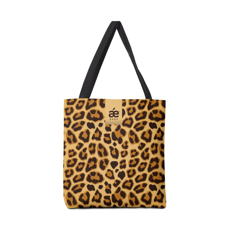 Jaguar in Tote Bag by æ___bags™