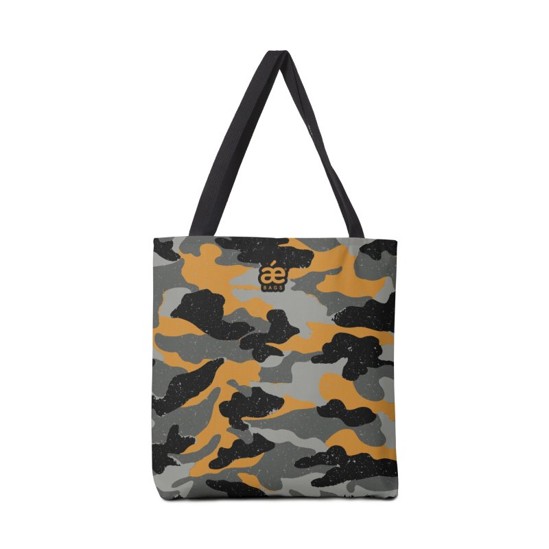 Camo Urban Accessories Bag by æ___bags™