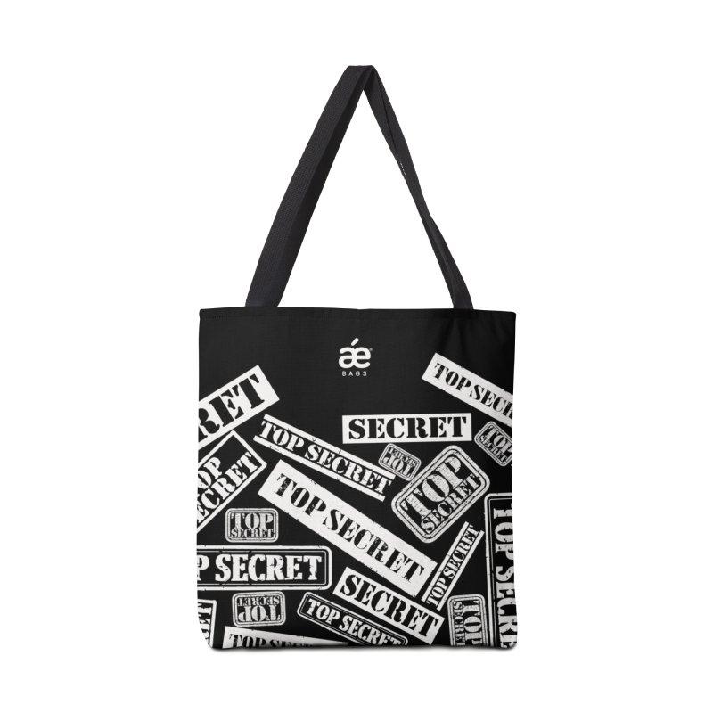 Top Secret Accessories Bag by æ___bags™