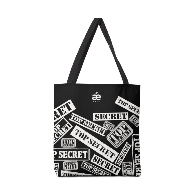 Top Secret Accessories Bag by æ___bags™