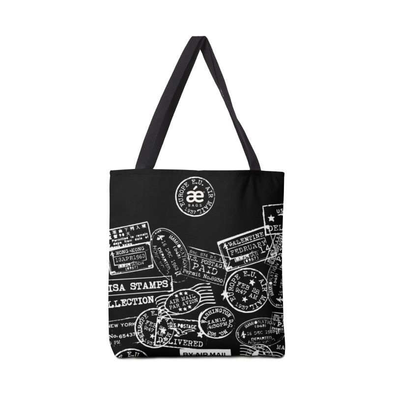 Passport Accessories Tote Bag Bag by æ___bags™