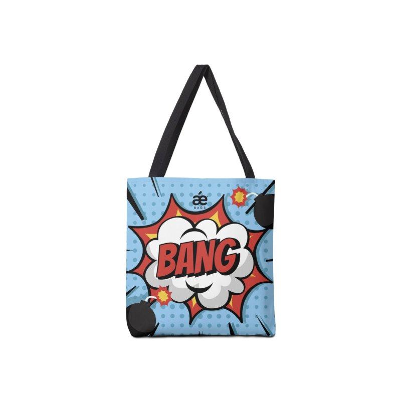 Bang Comic Accessories Bag by æ___bags™