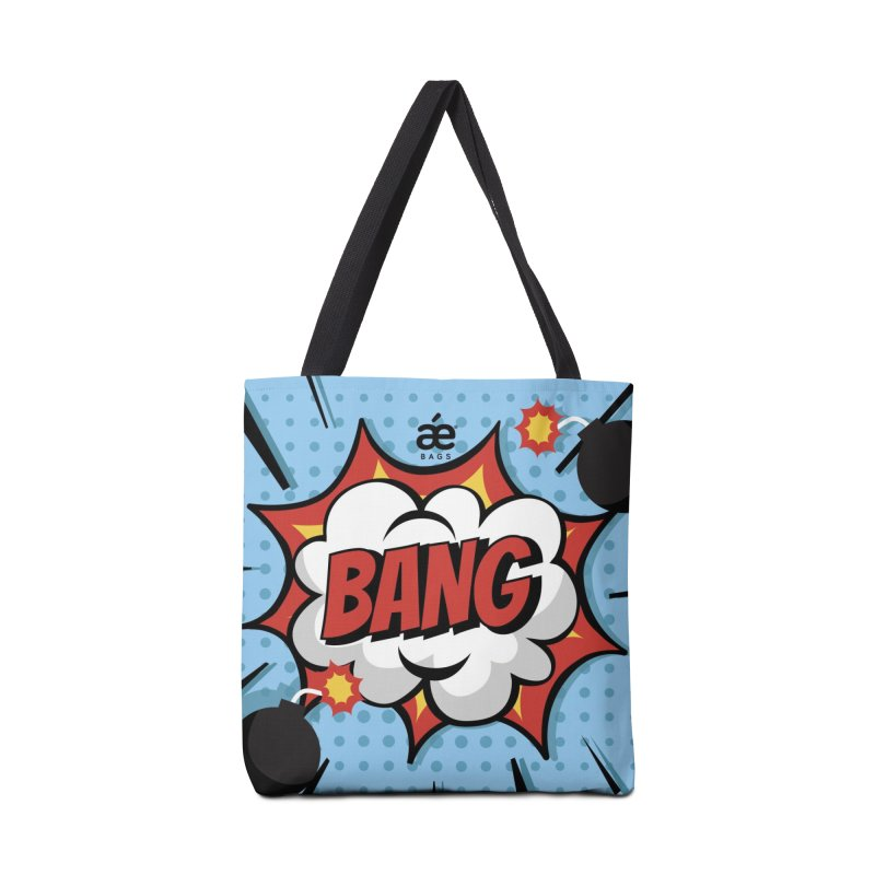 Bang Comic Accessories Bag by æ___bags™