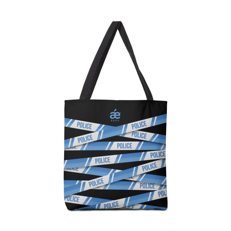 Police Line Accessories Bag by æ___bags™