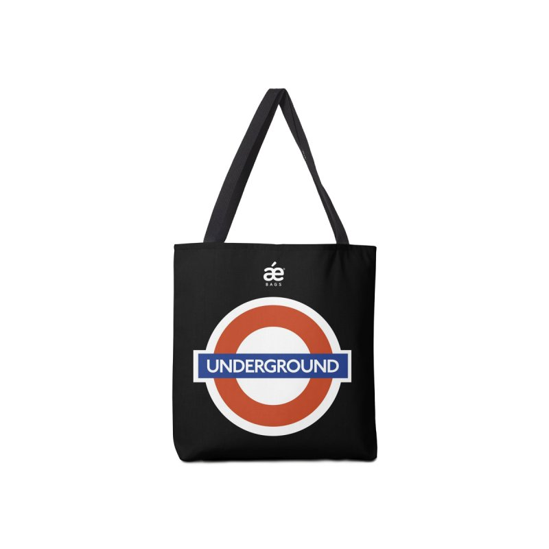 Underground Accessories Bag by æ___bags™