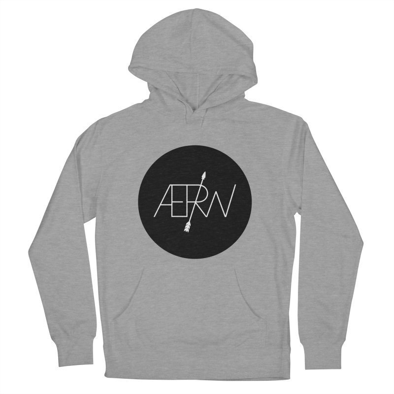 AERW - Minilogo Men's French Terry Pullover Hoody by AERW
