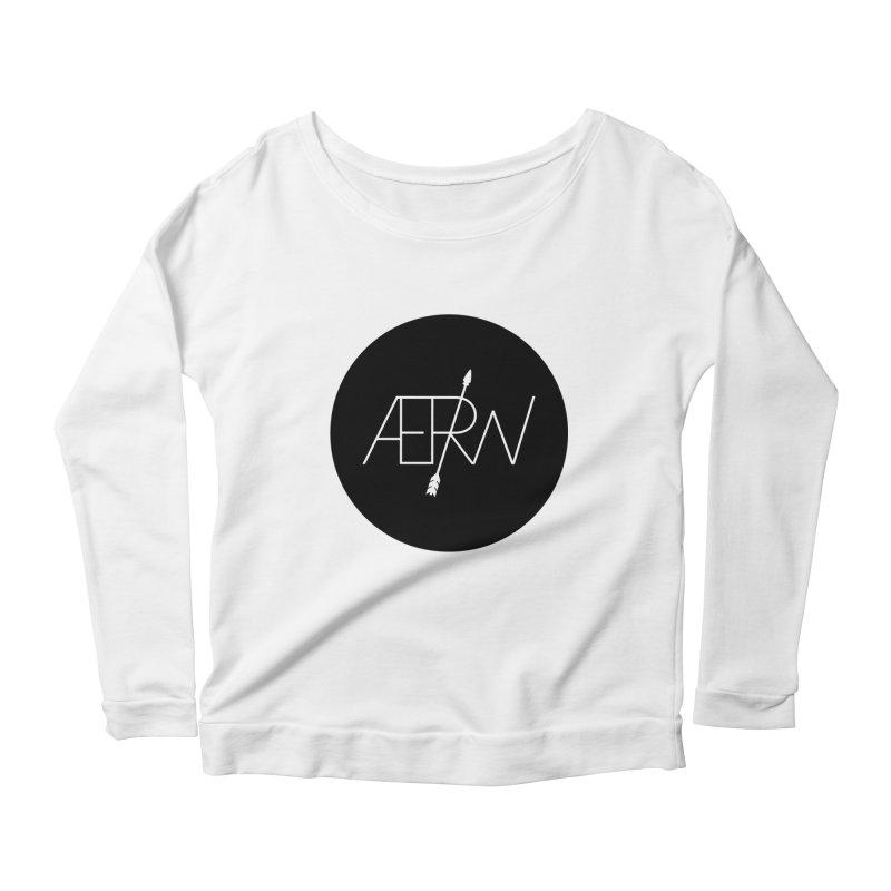 AERW - Minilogo Women's Scoop Neck Longsleeve T-Shirt by AERW