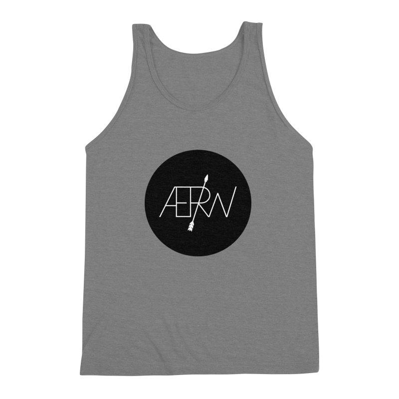 AERW - Minilogo Men's Triblend Tank by AERW