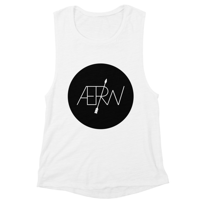 AERW - Minilogo Women's Muscle Tank by AERW