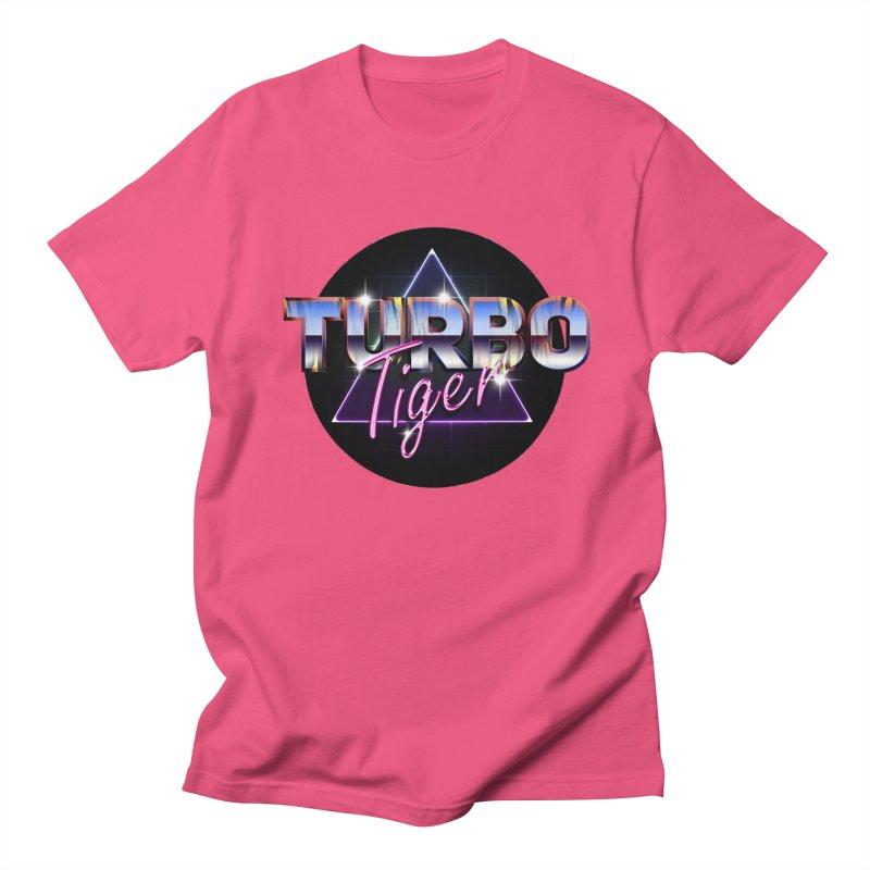 Turbo Tiger Men's Regular T-Shirt by AERW