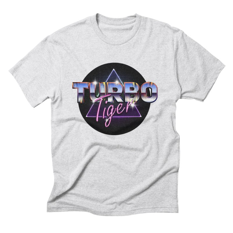 Turbo Tiger Men's Triblend T-Shirt by AERW