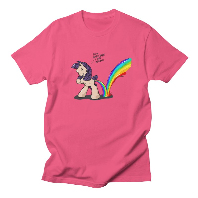 I'm so happy Men's T-Shirt by AERW