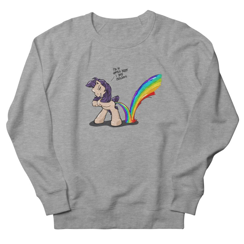 I'm so happy Men's Sweatshirt by AERW