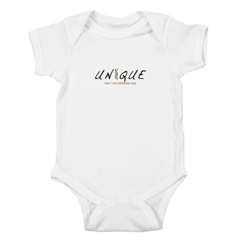Unique Kids Baby Bodysuit by AFDAA Shop
